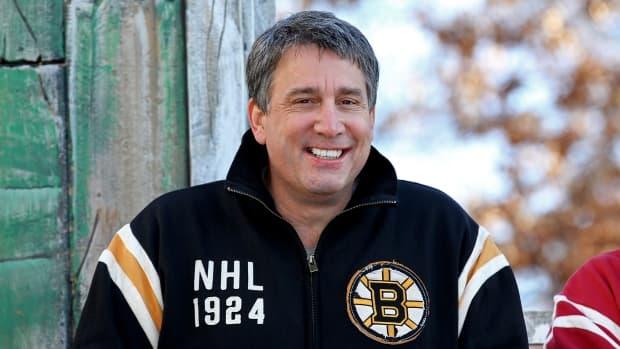 Cam Neely Boston Bruins