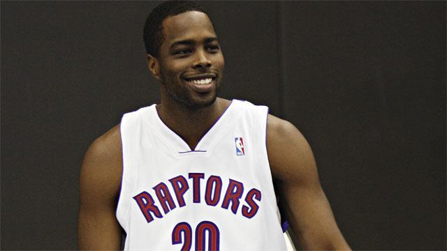 Alvin Williams Raptors