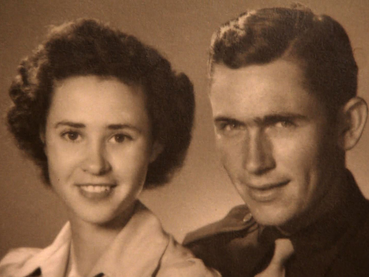 The Story Of Lt. And Mrs. Billie D. Harris