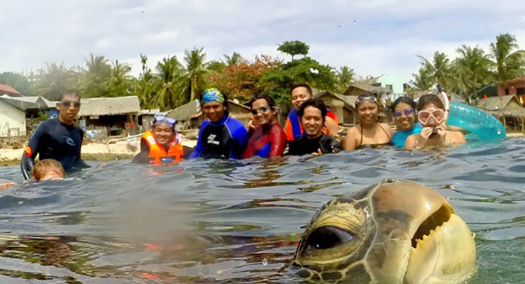 Swimming Trip