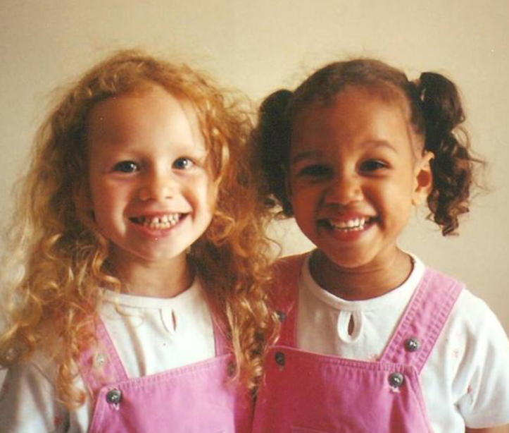 Aylmer Duo: Biracial Twins That Look Like Complete ...