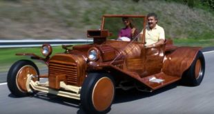 Handmade Model T Priceless