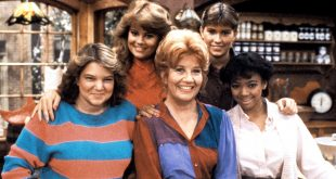THE FACTS OF LIFE, Mindy Cohn, Lisa Whelchel, Charlotte Rae, Nancy McKeon, Kim Fields, 1979 88.