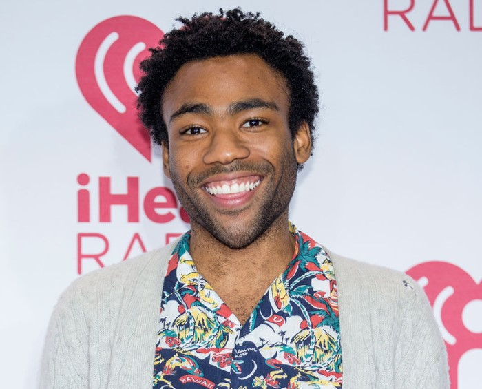 Donald Glover As Childish Gambino