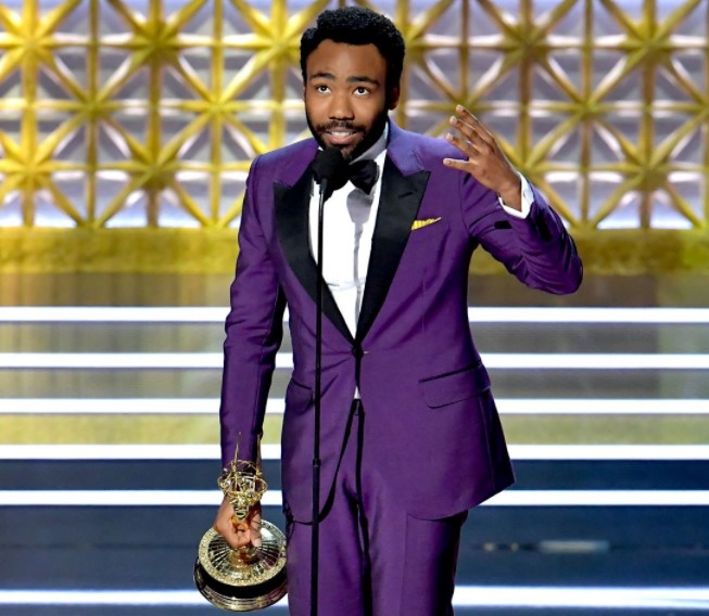 Donald Glover Wins Emmy For Atlanta