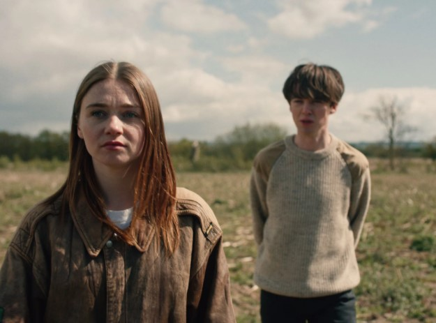 Story Behind Jessica Barden And Alex Lawthers Hit Show