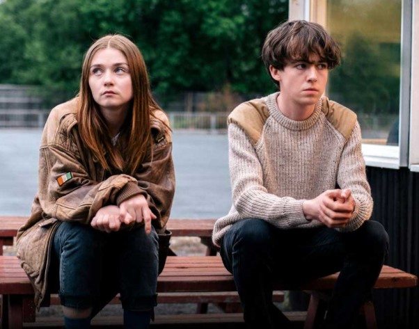 Alex Lawther And Jessica Barden Talk About Possible Return