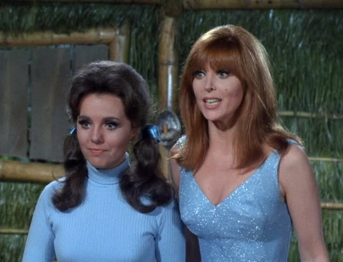 Ginger And Mary Ann From Gilligan S Island