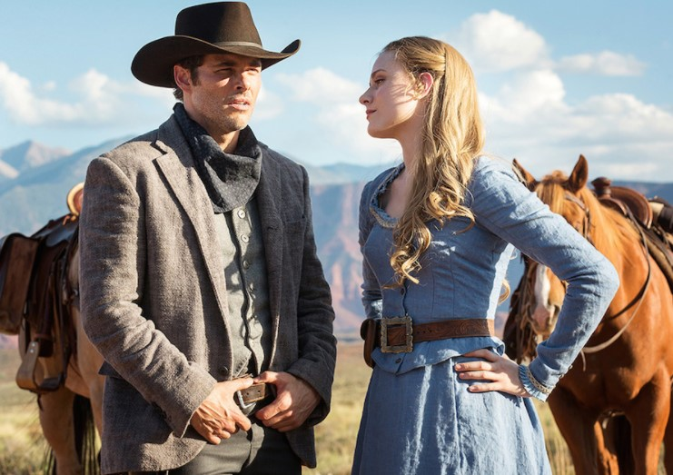 HBOs Hit Show Westworld