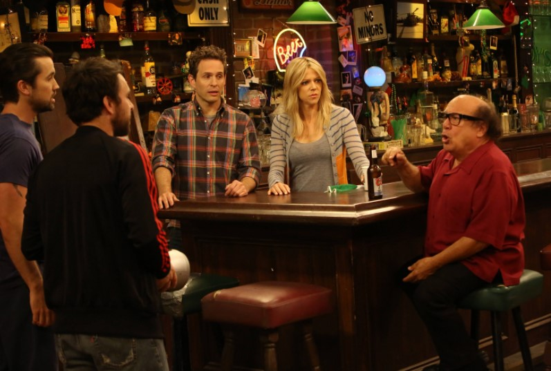 Concept Behind Its Always Sunny In Philadelphia