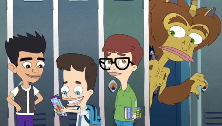 Big Mouth A New Kind Of Show